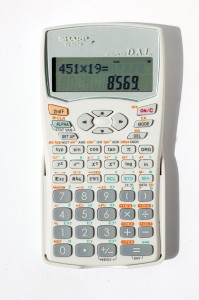 Sharp Calc