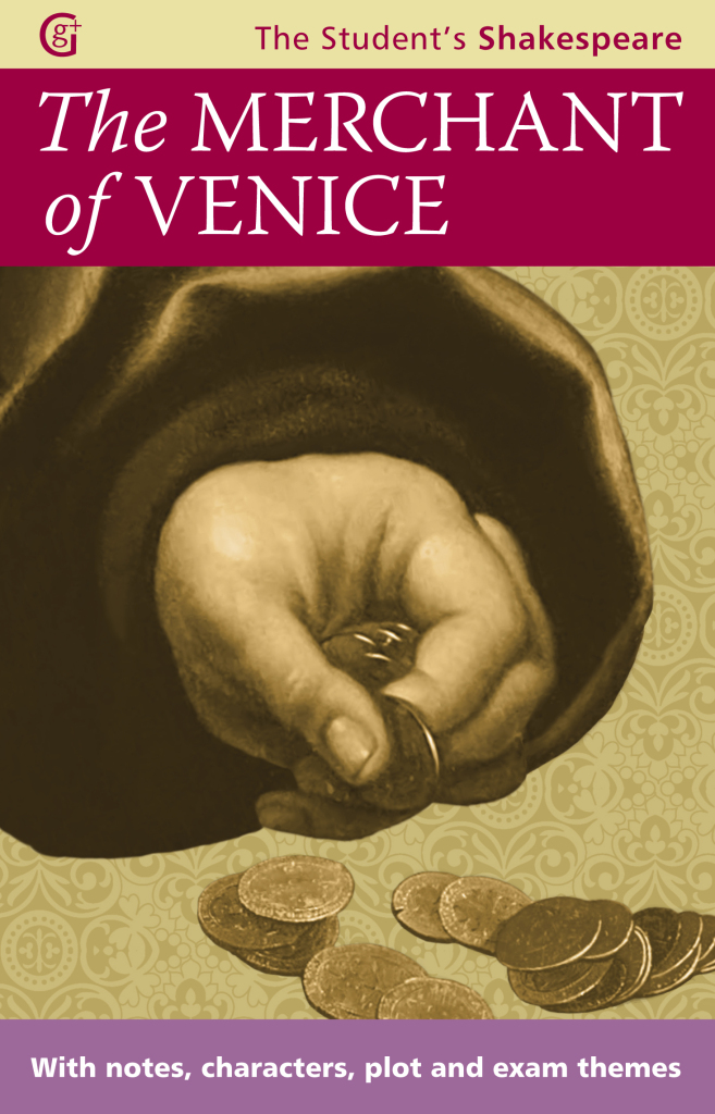 MERCHANT OF VENICE cover.indd